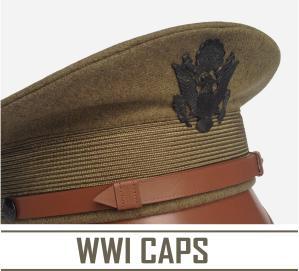 WWI Caps