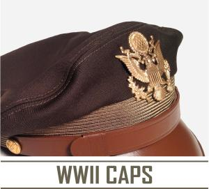 WWII Caps