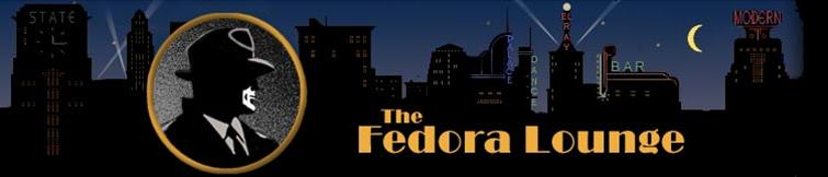 The Fedora Lounge Logo
