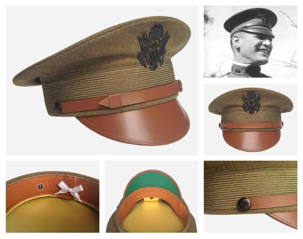 M1912 Officer Service Cap 150